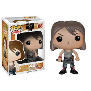 Figura Pop! Vinyl The Walking Dead - Maggie Greene