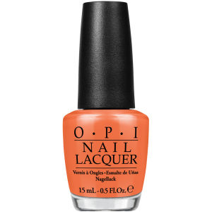 OPI Coca-Cola Collection - Orange You Stylish!