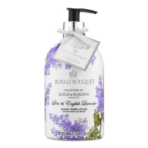 Baylis & Harding Lilac and English Lavender Hand Lotion (500ml)