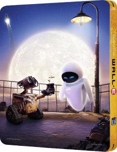 Wall-E - Steelbook Exclusivo de Edición Limitada (La Colección Pixar #12) (3000 Copias): Image 3