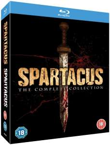 Spartacus: Blood and Sand - Series 1 / Gods of the Arena
