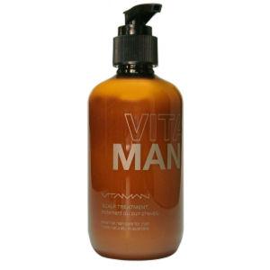 Tratamiento para cuello cabelludoScalp Treatment de VitaMan (250 ml)