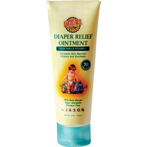 Крем против опрелостей JASON Earth's Best Diaper Relief Ointment 113 г