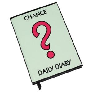 Monopoly Hardback Notebook - Daily Diary