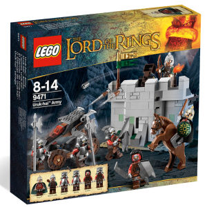 LEGO Lord of the Rings: Uruk-hai Army (9471)