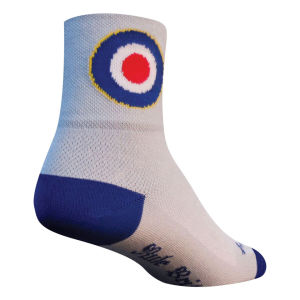 Sockguy Rule Brittania Cycling Socks