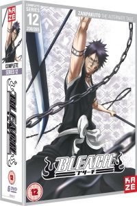 Bleach: Zanpakuto the Alternate Tale - Series 12 (Episodes 230-265)