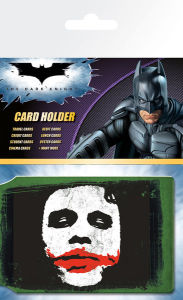 DC Comics Batman The Dark Knight Joker - Card Holder