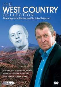 West Country Verzameling - Met John Nettles and Sir John Betjeman