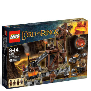 LEGO Lord of the Rings: The Orc Forge (9476)