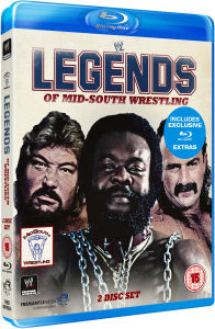 WWE: Legends of Mid-South Wrestling