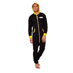 Rocky Men's Adult Jumpsuit - Black