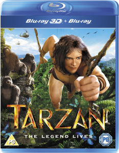 Tarzan 3D (Includes 2D Version)