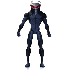 DC Comics Throne of Atlantis Black Manta Actiefiguur