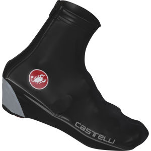 Castelli Nano Shoecover Socks - Black