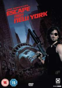 Escape From New York - Speciale Editie