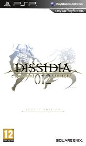 Dissidia 012 (Duodecim) Final Fantasy: Legacy Edition