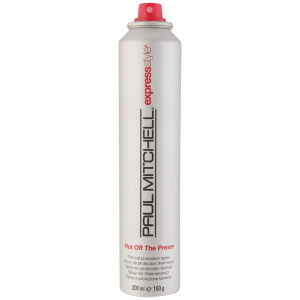 Spray thermo-protecteur Paul Mitchell Flexible Style Hot Off the Press 200ml