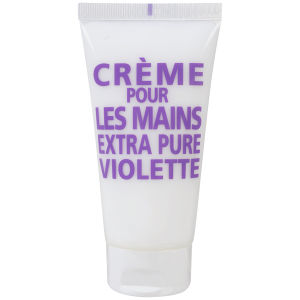 Compagnie de Provence Hand Cream - Sweet Violet  (75ml)