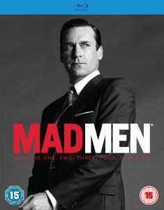 Mad Men - Seasons 1-6