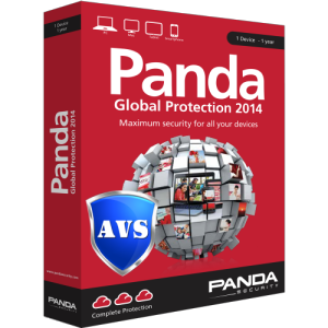 Panda 2014 Global Protection (1 Utilisateur /License 1 an)