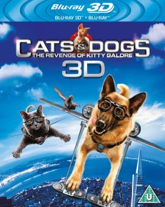 Cats & Dogs: Die Rache der Kitty Kahlohr 3D (enthält 2D Version)