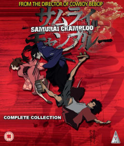 Samurai Champloo Collection