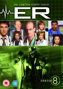 E.R. - The Complete 8th Season