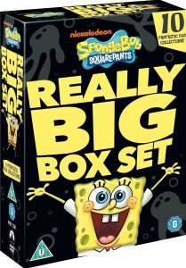 Spongebob Squarepants: Really Big Box Set