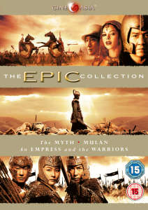 The Epic Verzameling (The Myth, Mulan, An Empress and the Warriors)