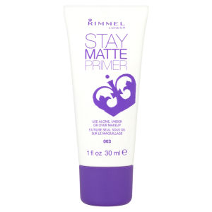 Rimmel Stay Matte Primer (30ml)