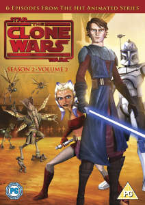 Star Wars: Clone Wars - Season 2, Volume 2