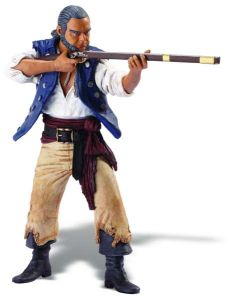 Pirates Of The Caribbean: Super Deluxe Figur - Gibbs