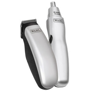 Wahl Grooming Gear Battery Travel Trimming Kit