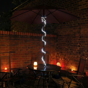 Blingstring Solar Fairy Lights 120 LED Bulbs