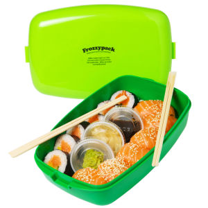 Frozzypack Lunchbox Large - Green