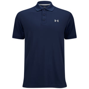 Under Armour Men's Performance Polo Shirt 2.0 - Navy/White