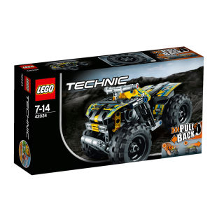LEGO Technic: Action Quad (42034)