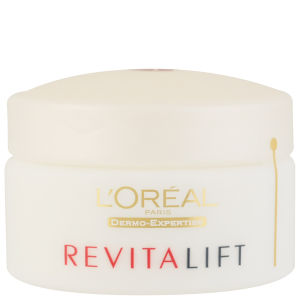 Crema de día antiarrugas y reafirmante Dermo Expertise Revitalift Anti-Wrinkle + Firming Day Cream de L'Oreal Paris (50 ml)