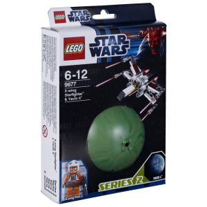 LEGO Star Wars: X-wing Starfighter & Yavin 4 (9677)