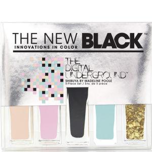 The New Black Digital Underground Madeline Poole - Shibuya Nail Set