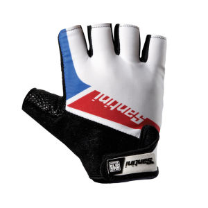 Santini Union Gloves - Black