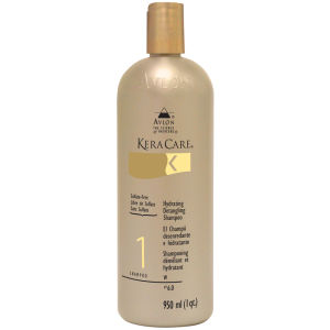 KeraCare Hydrating Detangling Shampoo (950ml, Worth $40)