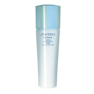 Shiseido Pureness Foaming Cleansing Fluid (150 ml)