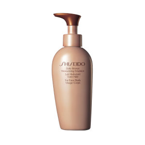 Shiseido Daily Bronze Moisturizing Emulsion (150 ml)