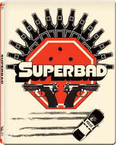 Superbad - Gallery 1988 Range - Zavvi Exclusive Limited Edition Steelbook (2000 Only)