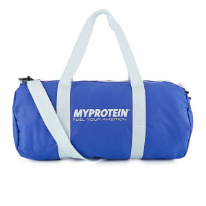 Myprotein Barrel Bag - Azul