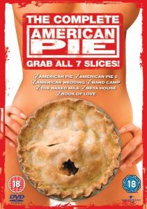 American Pie 1-7 - Complete Box Set