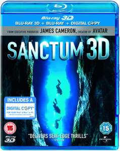 Sanctum 3D (Includes 3D / 2D Blu-Ray and Digital Copy)