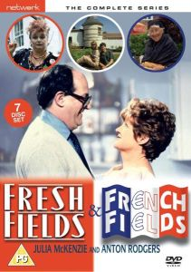 Fresh Fields / French Fields - Complete Serie